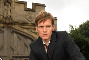 Shaun Evans steps into the shoes of the late John Thaw.