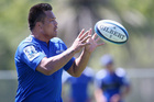 Keven Mealamu is back in the Blues' starting XV. (Photo by Jason Oxenham/Getty Images)