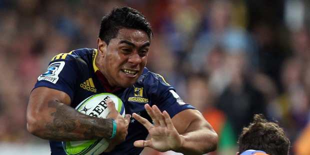 Malakai Fekitoa has flourished in Dunedin.