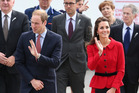 Prince William, Duke of Cambridge and Catherine, Duchess of Cambridge. Photo / Getty IMages