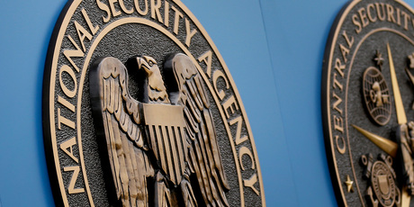 Google declared the company will not collaborate with the National Security Administration (NSA). Photo / AP