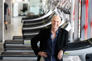 Phillip Mills, chief executive of the Les Mills gym empire. Photo / Steven McNicholl