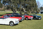 Over the years, the MG has been a favourite brand of sports cars in New Zealand with suchs models as MG Midget, MGBGT and Roadster.