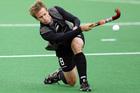 Black Sticks captain Dean Couzins. Photo / NZPA