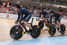 Bike NZ expects every rider chosen for the Commonwealth Games will win a medal. Photo / Guy Swarbrick