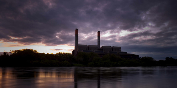 Huntly Power Station. Photo / File