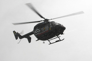 Photo / Lowe Corporation Rescue Helicopter / APN
