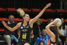 Casey Kopua in action for the Waikato/Bay of Plenty Magic. She will lead her side out  against the Adelaide Thunderbirds on Anzac Weekend in Rotorua.