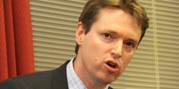 Conservative Party leader Colin Craig. Photo / APN