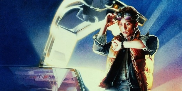 'Back To The Future' gave us the power of love.