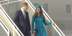 Watch: Royal Tour: Dunedin and Kate's baby bump?