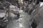 Woolshed Creek. Photo / Daniel Clearwater/www.KiwiCanyons.org