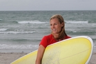 Hibiscus Surf School co-owner Rebecca Manning supports the removal of the artificial reef. Photo/John Borren
