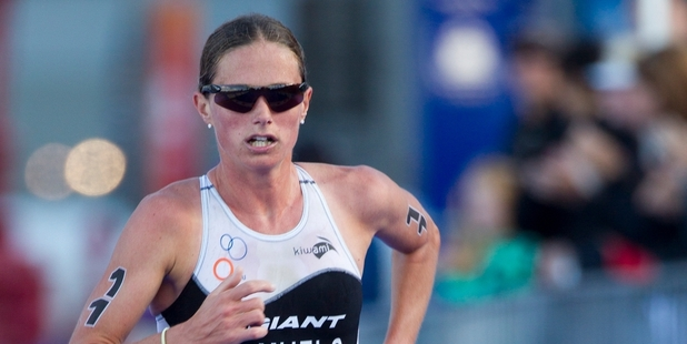 Nicky Samuels has appealed against her omission from the New Zealand Commonwealth Games triathlon team. Photo / Greg Bowker