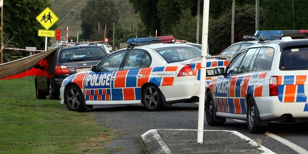 The scene of the shooting of Lachan Kelly-Tumarae in Omahu in 2011. Photo/File