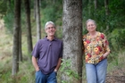 Wanganui couple Richard Thompson and Laurel Stowell are passionate about the aesthetic, environmental and practical values of trees.