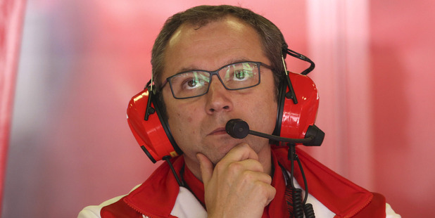 Marco Mattiacci has quit as Ferrari Formula One boss. Photo / AP