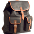 Backpacks are the latest nostalgic favourite: local label Elver has released this style, a utilitarian, waxed denim bag with nubuck leather panelling and rigid suede pouches. 369, from elver.co.nz