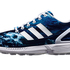 Adidas has released limited edition ZX Flux Print and Weave shoes - stripped down versions of their iconic ZX 8000 trainer, in fresh prints and woven textures. $140, adidas.co.nz