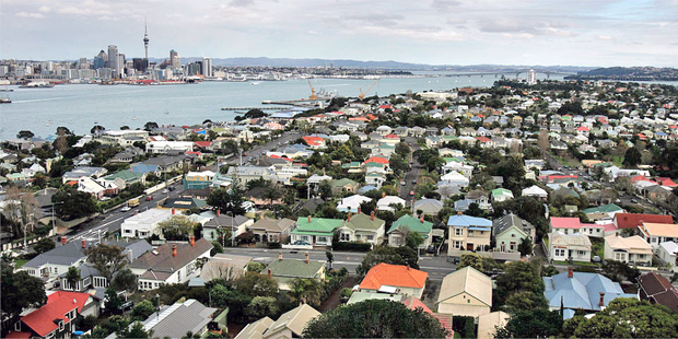 Colombo warned that NZ has the fourth worst household debt-to-GDP ratio among advanced economies, surpassing even the US. Photo / File