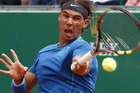 Rafa Nadal will be gunning for his ninth French Open title this year. Photo / AP