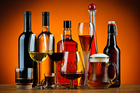 The company's website pitched the product as a solution to the increasing cost of liquid alcohol. Photo / Thinkstock