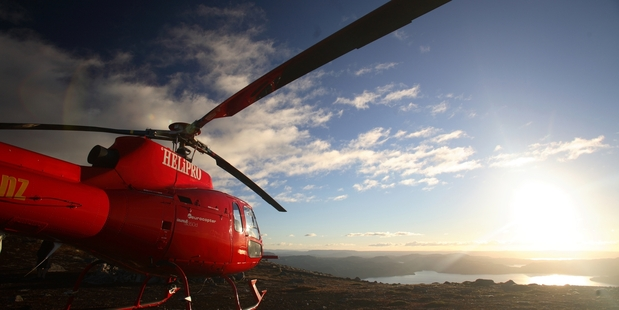 HELiPRO is partnering with INFuzed in a new Tauranga business networking event
