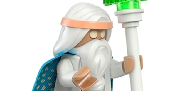 "Vitruvius described one of the places in Legoland as ""Middle Zealand''."