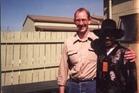 Rubin Carter visited David Bain in prison in September 2001. Photo / Supplied by Joe Karam