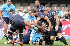 Michael Hoope in action for the Waratahs. Photo / Getty
