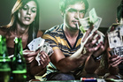 How do you cope when you're at a party with people taking drugs? Photo / Thinkstock