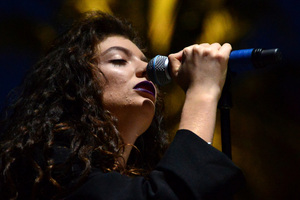 Lorde has cancelled her Australian tour two days before it was due to start. Photo/Getty