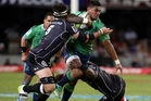 Malakai Feketoa has impressed for the Highlanders. Photo / Getty Images