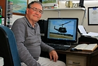 Paul Harrison has been commissioned to write a book detailing the history of the squadron.
