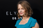 Jodie Foster has married her girlfriend of a year, Alexandra Hedison. Photo/AP.