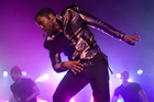 Jason Derulo plays at Vector Arena this weekend.