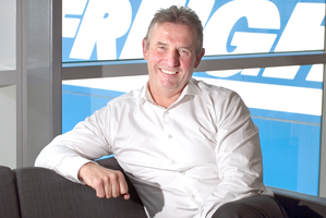 Don Braid, managing director of Mainfreight. Photo / NZ Herald