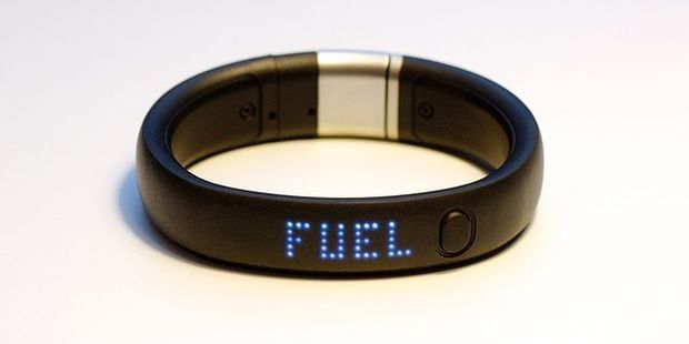 According to a report, Nike has laid off employees responsible for its FuelBand, a wristband that allows users to track their fitness. Photo / Wikipedia-Hiddenchemistry