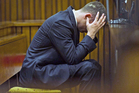 Although Oscar Pistorius is a gross, angry and reckless individual to many, the verdict still rests in the hands and mind of one woman. Photo / AP