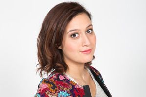 Comedian Rose Matafeo. Picture / Supplied