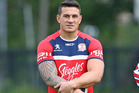 Sonny Bill Williams is one of the game's best players. Photo / Getty Images