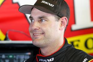 Shane Van Gisbergen of Tekno Autosports
