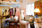 Daisy's Vintage Dresses and Linen Closet in Parnell. Picture / Babiche Martens