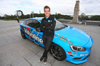 Volvo driver Scott McLaughlin can't wait to get back racing on home soil. Picture (right) / Simon Watts/ www.bwmedia.co.nz