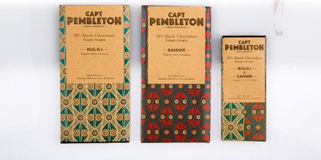 Capt Pembleton is part of the growing boutique chocolate genre. Picture / Babiche Martens.