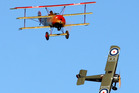 Wanaka stores opened their doors over Easter in an effort to take advantage of an influx of tourists in town for Warbirds Over Wanaka.