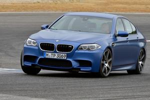 BMW M5. Photo / Supplied
