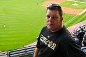 Wayne Reeves of West Auckland has been charged with stealing $115,000 from the Waitakere Bears softball club. Photo / Facebook