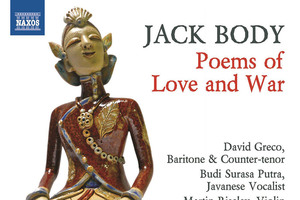 Jack Body Poems of Love and War.