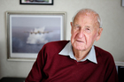New Zealand's Dambuster survivor Les Munro is happy with the recognition he received for his  efforts. Photo / George Novak
